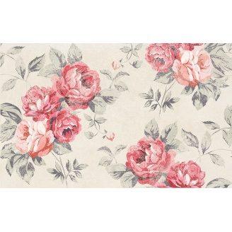 Керамічна плитка Iren декор rose 250 х400