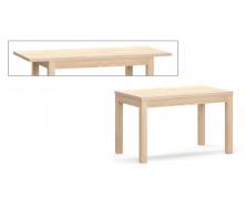 Стол кухонный Наполеон Мебель-Сервис 116х75х68 см дуб самоа