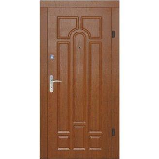 Двери бронированные Новострой 860x2050 ПВХ-90 Б-11