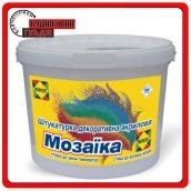 Ферозіт 33 штукатурка Мозаїка - стійка до зміни атмосферних впливів 25 кг