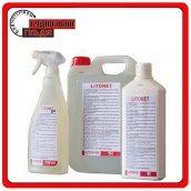 Очиститель от эпоксидных затирок Litonet Gel 750 мл