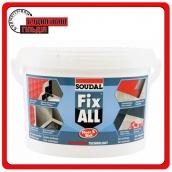 Soudal Fix All Floor &amp Wall Гібридний клей 4кг