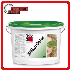 Baumit SilikatColor Силікатна фарба 24 кг