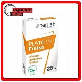 PLATO Финишная шпаклёвка PLATÓ Finish 25кг
