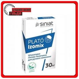 Гіпсова штукатурка PLATÓ Izomix 25 кг