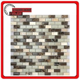 Плитка Мозаика DAF100 1уп /11шт /0,99m2
