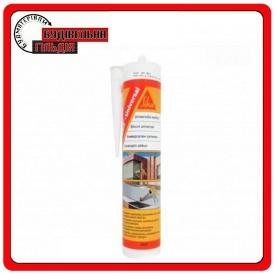 Sikasil-Universal эластичный силиконовый герметик для внутренних и наружных работ/белый 280 мл