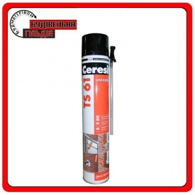 Ceresit TS 61 Піна монтажна Стандарт 500 мл