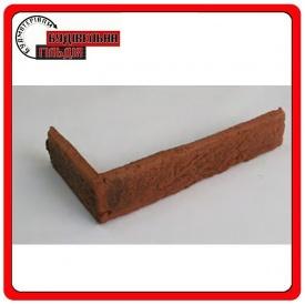 КАЛИФОРНИЯ Шато искусственный камень 285х60х15мм уп. 30 шт угловой элемент