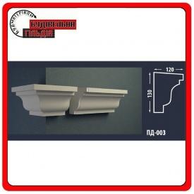 Подоконник для фасада FASTROCK ПД-003 2 метра
