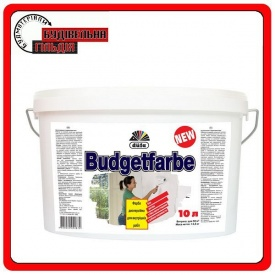 Водно-дисперсионная краска Budgetfarbe 25 л