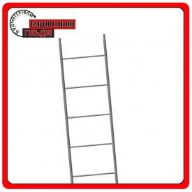 Стійка-сходи для клино-хомутових лісів 2,5 м