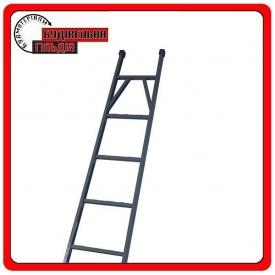 Диэлектрическая лестница приставная ЗИО 11 ступеней