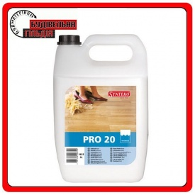 Synteko Pro 20 полиуретаново-акриловый лак полуматовый 5 л