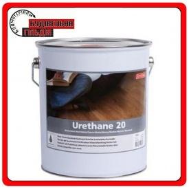 Synteko Urethane 20 полиуретаново-алкидный лак полуматовый 10 л