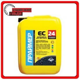 Добавка в бетон для объемной гидрофобизации и инжекции Праймер ЕС-24 30л
