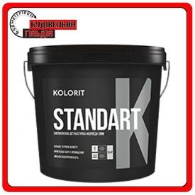 Декоративная силикон-модифицированная структурная штукатурка короед Standart K базис LAP 25 л
