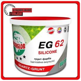 Грунт - краска адгезионная эмульсия Anserglob EG 62 SILICONE 5л/7,5кг
