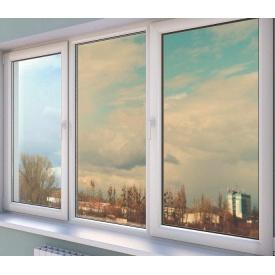 Металлопластиковое окно Steko S450 с рефлекторными стёклами