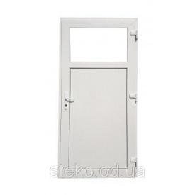 Пластиковые входные двери Steko 850x2050