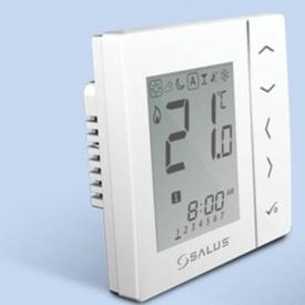 VS30W EXPERT NSB Программируемый термостат для скрытой проводки