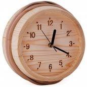 Годинник SAWO 530 настінні для кімнати відпочинку (21084)