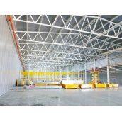 Проектування складської будівлі