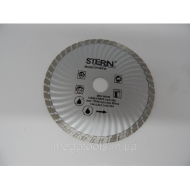 Круг по бетону 150 мм STERN