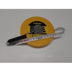 Рулетка стекловолоконная Sigma 20 м