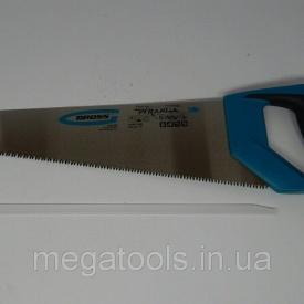 Ножівка по дереву PIRANHA 400 мм GROSS