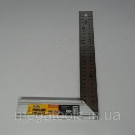Угольник строительный Профи Mastertool 300 мм