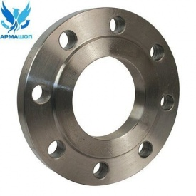 Фланець плоский сталевий приварний Ду 200 Ру 10