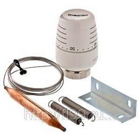 Термостатическая головка с выносным накладным датчиком Valtec 5012,0