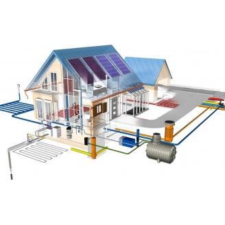 Проектирование и расчет инженерных систем объекта