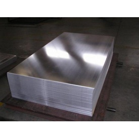 Лист алюминиевый 1050 (АД0) 1,0х1000х2000мм гладкий