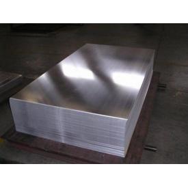 Лист алюминиевый 5754 (АМг3) 0,5х1000х2000 мм