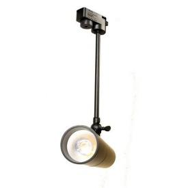 Трековий СВІТЛОДІОДНИЙ світильник VL-0043-12W/40 LED чорний