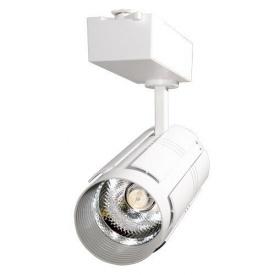 Трековий СВІТЛОДІОДНИЙ світильник Vela VL-SD-6018 20W білий 3000K білий