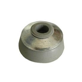 Спейсер 6,3 мм 25 мм бронза серый