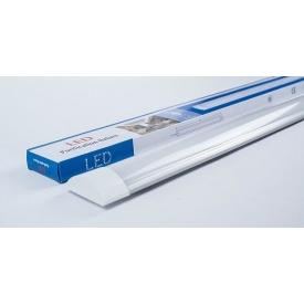 LED світильник DOUBLE-1 36W 1200мм алюмінієвий корпус