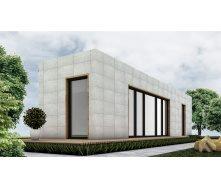 Модульный жилой дом 30м2