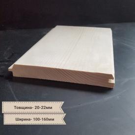 Фальшбрус деревянный 27х160 мм