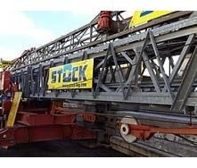 Оренда баштового крана Pekazett 4010 вантаж 4 т стріла 40 м