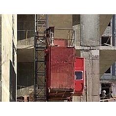Аренда мачтового подъемника SC-200 2 т 90 м 1,2х3 м