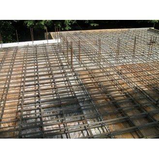 Возведение монолитных бетонных конструкций