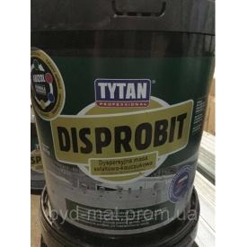Дисперсионная битумная мастика TYTAN disprobit Гідроізоляції фундаменту