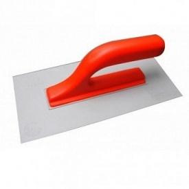 Терка пластмассовая гладкая (короед) Kubala 130x270мм