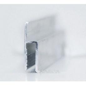 Профіль алюмінієвий h- подібний (0025)