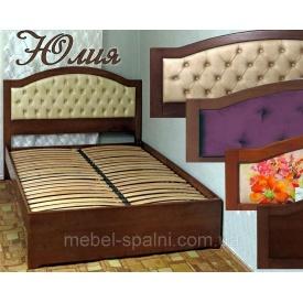 Ліжко дерев'яне Юлія