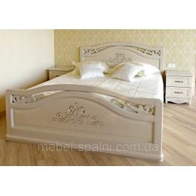 Кровать двуспальная Марго массив 200 см